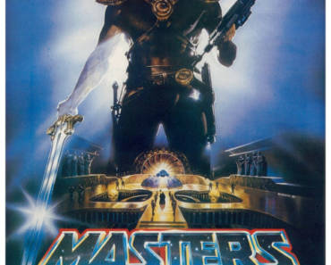 Masters of the Universe 1987 Poster