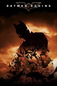 Batman Begins 2005 Poster