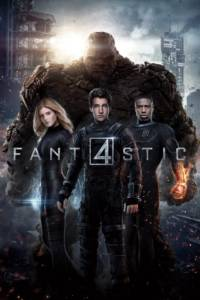 Fantastic Four 2015 Poster