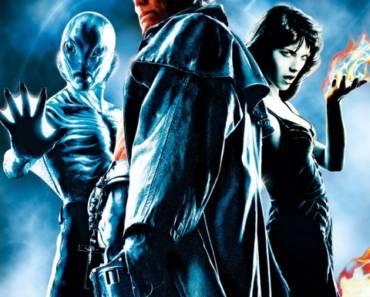 Hellboy 2004 Poster
