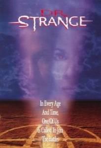 Dr. Strange 1978 Poster