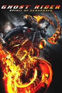 Ghost Rider: Spirit of Vengeance 2011 Poster
