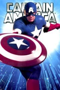 Captain America 1990 Poster