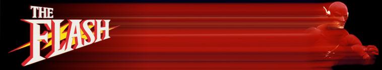 Der Rote Blitz - The Flash Serie Banner