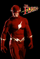 The Flash 1990 Serien Poster