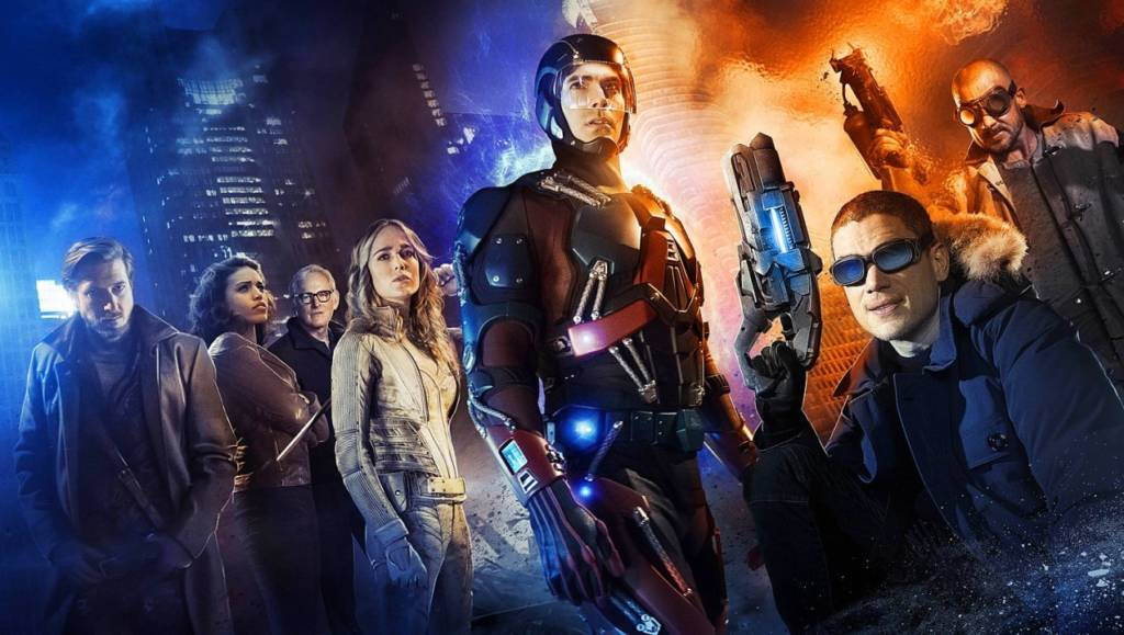 legends of tomorrow teaser poster