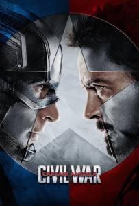 The First Avenger: Civil War Film Poster
