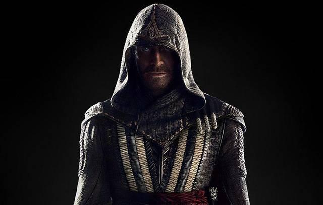Michael Fassbender als Collum - Aguilar in Assassins Creed Film