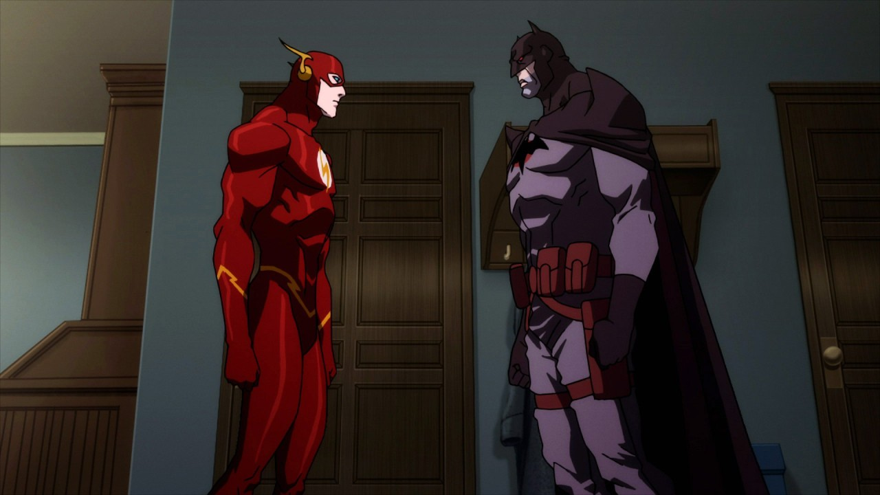 "Bilder von ""Justice League: The Flashpoint Paradox"""