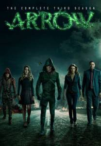 Arrow Staffel 3 Serie Poster