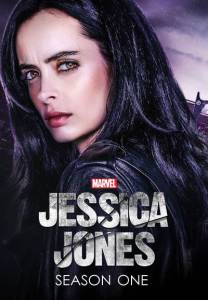 Jessica Jones Staffel 1 Serie Poster