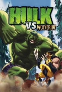 Hulk vs. Wolverine Film Poster