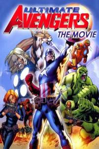 Ultimate Avengers – The Movie Film Poster