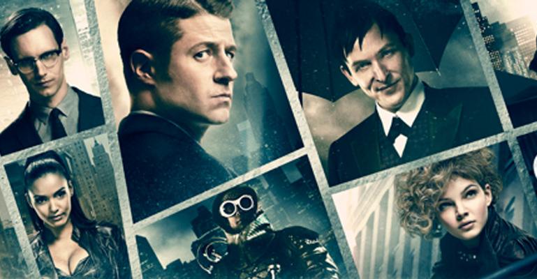 Gotham-Staffel-2-Poster