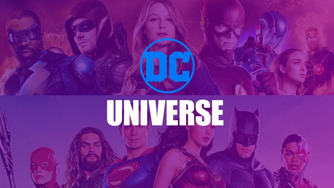 DCEU DC Extended Universe