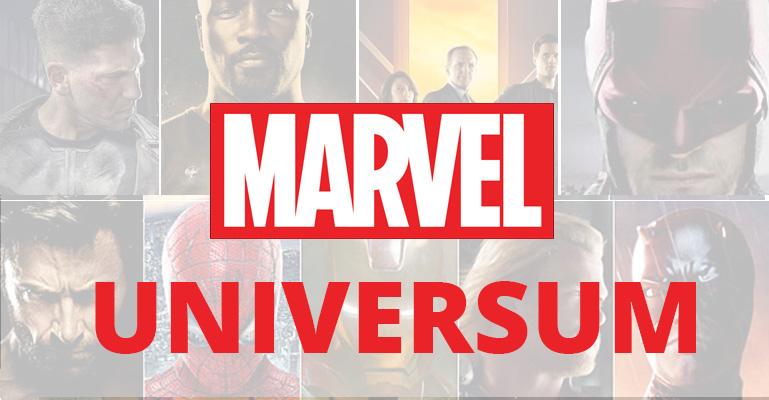 Das Marvel Universum - Filme, Serien, Geschichte und Hintergründe