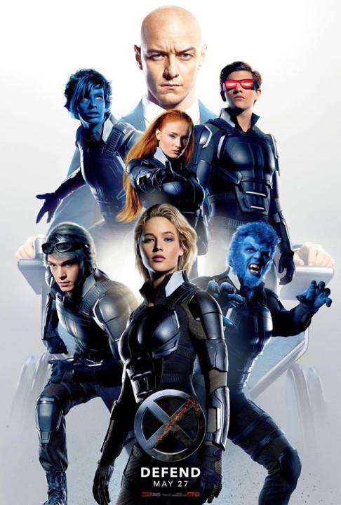 X-Men-Apocalypse-team-xavier-poster