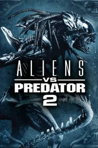Aliens vs. Predator 2 Film Poster