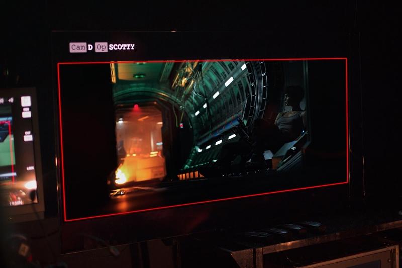Alien Covenant Set Foto 01