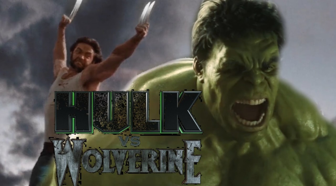 Hulk vs Wolverine Supercut Trailer