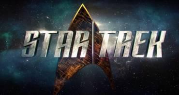 Star Trek TV Serie Logo