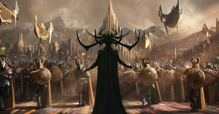 thor: ragnarok besetzung