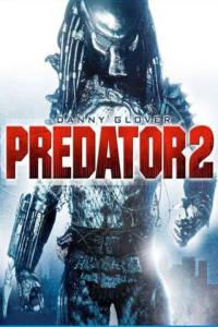 Predator 2 Film Poster