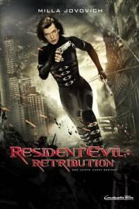 Resident Evil: Retribution Film Poster