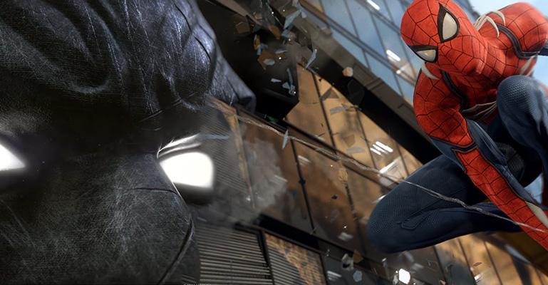 Spider-Man-PS4-und-Batman-Arkham-VR-PS4
