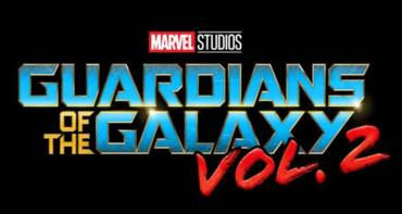 Guardians of the Galaxy vol. 2 Logo