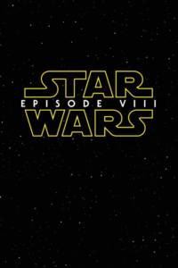 Star Wars: Episode VIII Film Poster