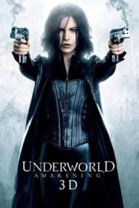Underworld: Awakening Film Poster