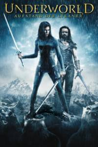 Underworld: Awakening Film Poster