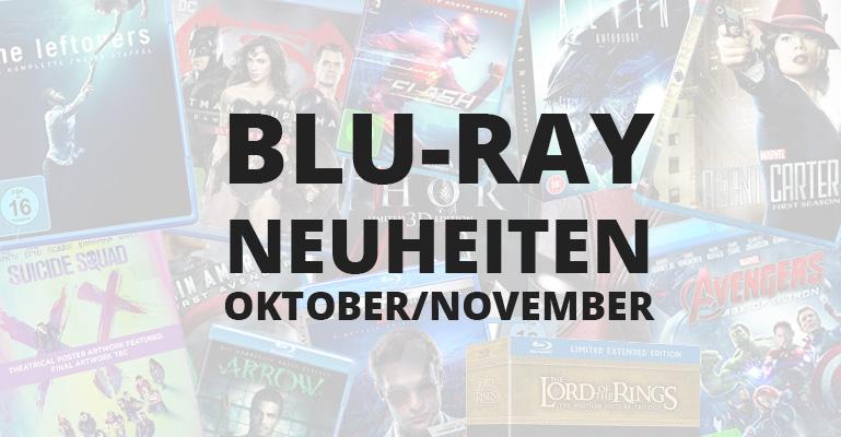 Blu Ray Neuerscheinungen