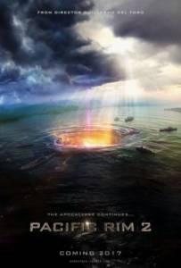 Pacific Rim: Maelstrom Film Poster