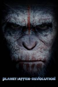 Planet der Affen - Revolution Film Poster