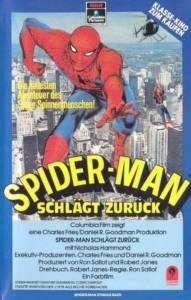 Spider-Man schlägt zurück Film Poster