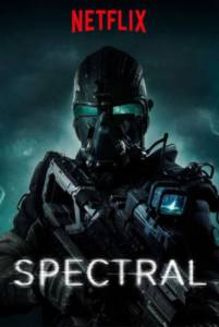 Spectral Film Poster