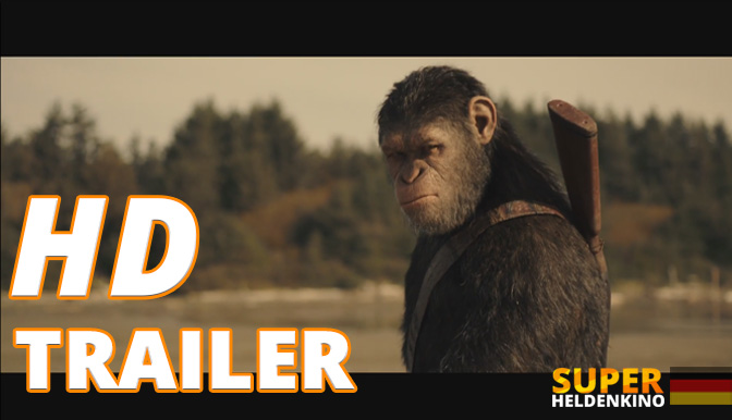 Trailer Planet Der Affen 3