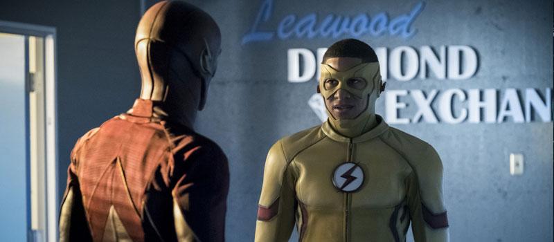 The-Flash-mit-Kid-Flash