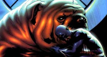Marvel-Inhumans-Lockjaw-und-Black-Bolt