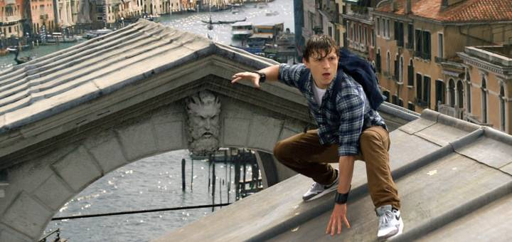"""""""Spider-Man: Far From Home"""" © 2019 Marvel Studios − All right reserved."""