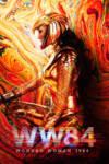 Wonder Woman 1984 Film Poster