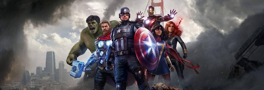Marvel's Avengers Video Game Spiel Team