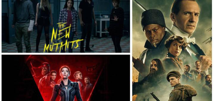 Neue Marvel Filme 2020