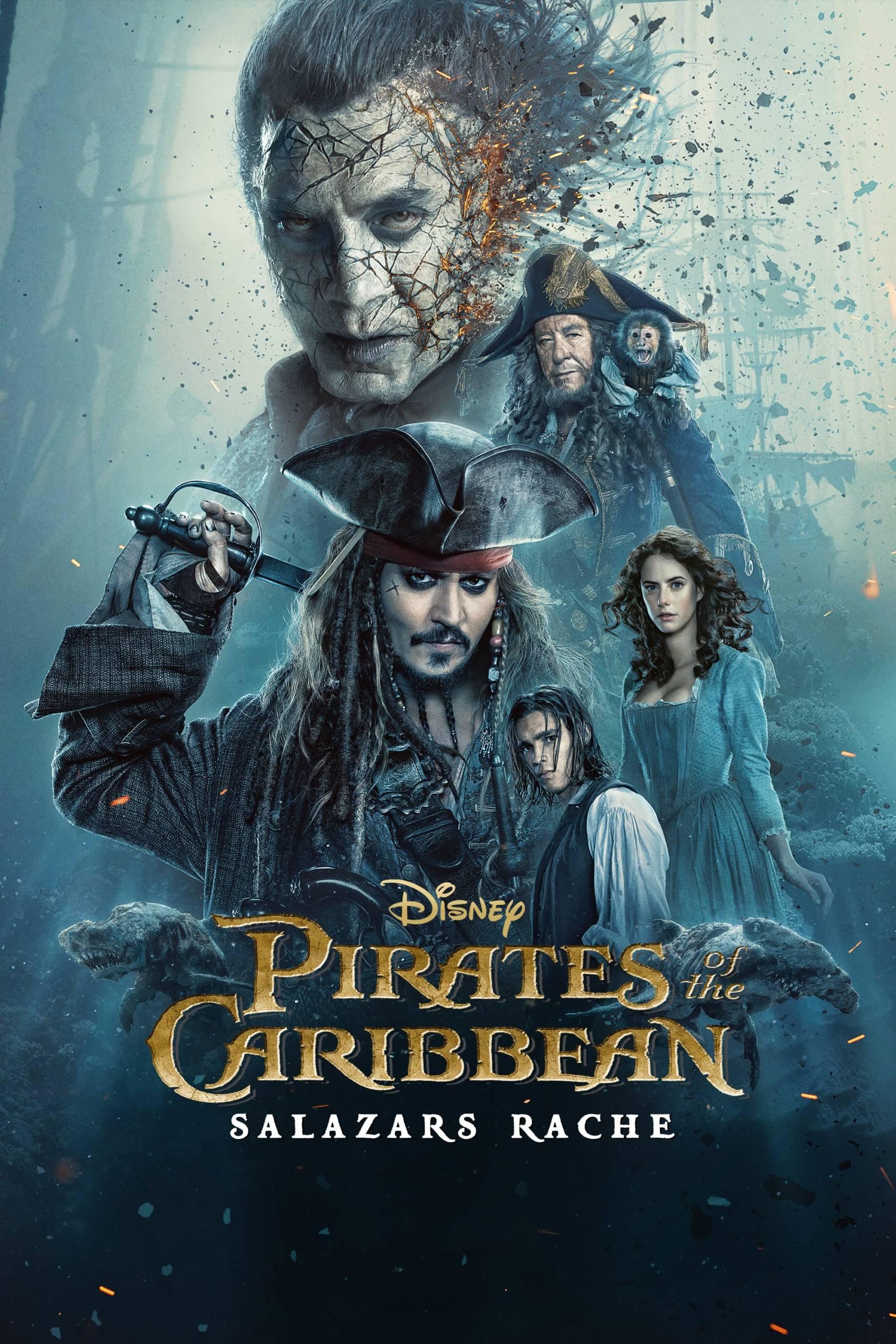 Karibik Parodie der Piraten Parodie zu
